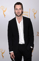 NEW YORK, NY - APRIL 02: Actor Ryan Eggold attends an evening with 'The Blacklist' at Florence Gould Hall on April 2, 2014 in New York City.  HP/Starlitepics