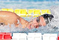 Gregorio Paltrinieri vince i 1500 metri stile libero uomini durante la terza giornata del Trofeo Settecolli di nuoto al Foro Italico, Roma, 16 giugno 2012..Italy's Gregorio Paltrinieri wins the Men's 1500 meters Freestyle during the third day of the Seven Hills swimming trophy in Rome, 16 june 2012..UPDATE IMAGES PRESS/Riccardo De Luca