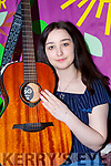 Sarah Finnan Glenflesk who performed in the solo singing at Rince Seit at Scór Sinsear in Castleisland on Saturday