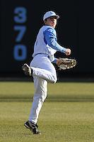Tommy Coyle  (Second Baseman) North Carolina Tar Heels (Photo by Tony Farlow/Four Seam Images)