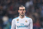 Gareth Bale of Real Madrid looks on during the La Liga 2017-18 match between Real Madrid and Villarreal CF at Santiago Bernabeu Stadium on January 13 2018 in Madrid, Spain. Photo by Diego Gonzalez / Power Sport Images