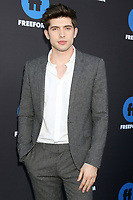 LOS ANGELES - JAN 18:  Carter Jenkins at the Freeform Summit 2018 at NeueHouse on January 18, 2018 in Los Angeles, CA