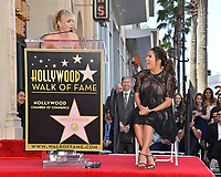 Anna Faris &amp; Eva Longoria at the Hollywood Walk of Fame Star Ceremony honoring actress Eva Longoria, Los Angeles, USA 16 April 2018<br /> Picture: Paul Smith/Featureflash/SilverHub 0208 004 5359 sales@silverhubmedia.com
