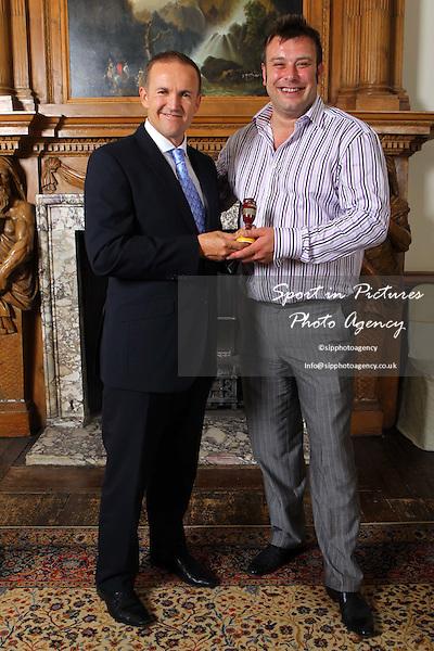 Fozzie Legends Dinner. Boreham House Hotel. Essex. 29/09/2011. MANDATORY Credit Sportinpictures/Garry Bowden - NO UNAUTHORISED USE - 07837 394578