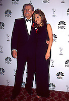 Jennifer Aniston &amp; Dad John Aniston 1995<br />