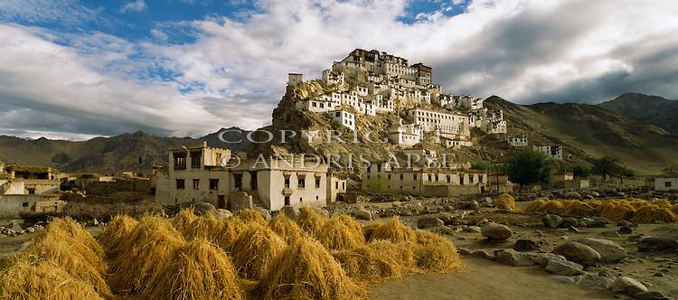 Thikse Monastry. Ladakh Region. India.
