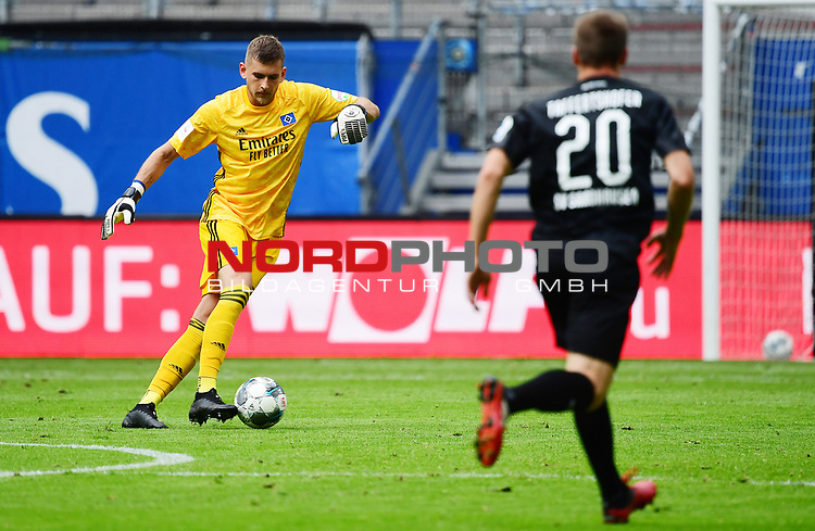 Torwart Julian Pollersbeck (HSV)<br />