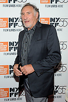 NEW YORK, NY - OCTOBER 01: Judd Hirsch attends the New York Film Festival screening of The Meyerowitz Stories (New and Selected) at Alice Tully Hall on October 1, 2017 in New York City. <br /> CAP/MPI/JP<br /> &copy;JP/MPI/Capital Pictures