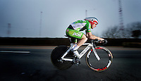 3 Days of West-Flanders, day 1: Middelkerke prologue.Nico Eeckhout