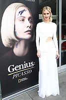 "LOS ANGELES - APRIL 15: Poppy Delevingne attends a dinner and conversation celebrating the premiere of National Geographic's ""Genius: Picasso"" at Ray's and Stark Bar LACMA on April 15, 2018 in Los Angeles, California. (Photo by John Salangsang/NatGeo/PictureGroup)"