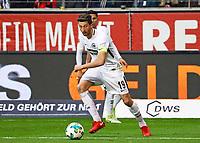 David Abraham (Eintracht Frankfurt) - 09.12.2017: Eintracht Frankfurt vs. FC Bayern München, Commerzbank Arena