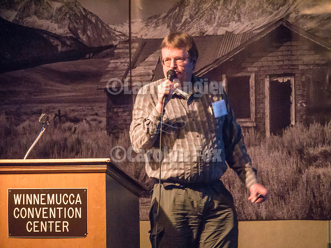 "Mark Volmer presents ""Photograph the Spirit of Nevada's Stunning Landscapes"" Saturday at Shooting the West XXVII, Winnemucca, Nev."