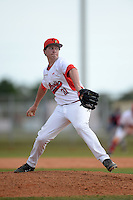 Illinois State Redbirds pitcher Jeffrey Barton (31) during a game against the Bucknell Bison on March 8, 2015 at North Charlotte Regional Park in Port Charlotte, Florida.  Bucknell defeated Illinois State 13-8.  (Mike Janes Photography)