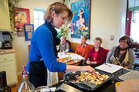 NWA Democrat-Gazette/JASON IVESTER <br />Karen Gros; photographed on Friday, Nov. 20, 2015, in her Eureka Springs home for nwprofiles