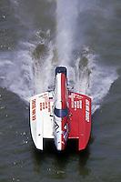 #74 USFORA Formula One (F1) Tunnel Boats, Cincinnati, Ohio 1990