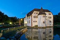Germany, Baden-Wuerttemberg, Markgraefler Land, Inzlingen, castle
