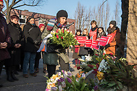 2018/02/07 Berlin | Ehrenmord | Gedenken an Hatun Sürücü