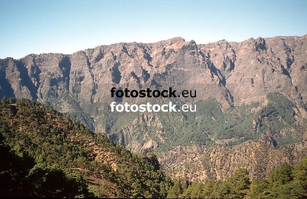 National Park Caldera de Taburiente, La Palma de Gran Canaria<br /> <br /> Parque Nacional Caldera de Taburiente, La Palma de Gran Canaria<br /> <br /> Nationalpark Caldera de Taburiente, La Palma de Gran Canaria<br /> <br /> Original: 35 mm slide transparency