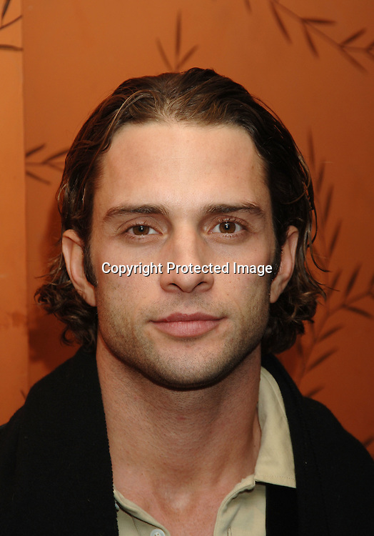David Fumero ..at the One Life To Live Christmas Party at LQ on     December 12, 2005. ..Photo by Robin Platzer, Twin Images