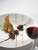 Cheeks of lamb at the Venta Moncalvillo restaurant in the La Rioja wine region of Spain. Photo by Kevin J. Miyazaki/Redux