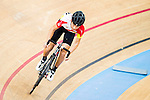 John Nicolas Plesich of Omicron in action during the  Junior 17-18 1km Time Trial (Final) at the Hong Kong Track Cycling Race 2017 Series 5 on 18 February 2017 at the Hong Kong Velodrome in Hong Kong, China. Photo by Marcio Rodrigo Machado / Power Sport Images