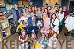 The christening party of Zara Downing from Ballymac in Benners Hotel on Saturday.<br /> Darragh Healy (GF), Rian, Ryan and Zara Downing, Chelsey Healy, Roisin Downing.