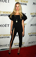 5 January 2018 - Los Angeles, California - Alexis Knapp. Moet &amp; Chandon Celebrates the 3rd Annual Moet Moment Film Festival Golden Globes Week held at Poppy in Los Angeles. <br /> CAP/ADM<br /> &copy;ADM/Capital Pictures