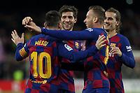 2019 La Liga Football Barcelona v Celta Vigo Nov 9th