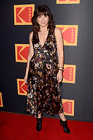 LOS ANGELES - FEB 15:  Moniqua Plante at the 3rd Annual Kodak Film Awards at the Hudson Loft on February 15, 2019 in Los Angeles, CA