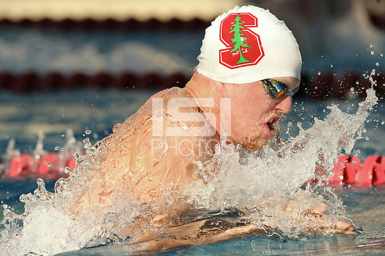 8 November 2006: Paul Kornfeld during Stanford's meet vs. California at the Avery Aquatic Center in Stanford, CA.