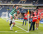 19.05.2018 Scottish Cup Final Celtic v Motherwell: Leigh Griffiths and Scott Brown