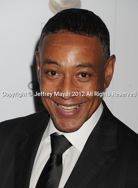 WEST HOLLYWOOD, CA - SEPTEMBER 21: Giancarlo Esposito attends the 64th Primetime Emmy Awards Performers Nominee reception held at Spectra by Wolfgang Puck at the Pacific Design Center on September 21, 2012 in West Hollywood, California.
