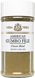 30590 Gumbo File, Small Jar 1.3 oz, India Tree Storefront