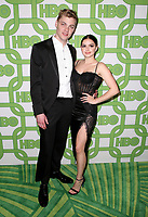 06 January 2019 - Beverly Hills , California - Levi Meaden and Ariel Winter. 2019 HBO Golden Globe Awards After Party held at Circa 55 Restaurant in the Beverly Hilton Hotel. Photo Credit: Faye Sadou/AdMedia