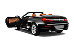 Car images of 2015 BMW 6 Series 640i 2 Door Convertible Doors