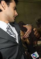 SAO PAULO, SP, 06 DE JUNHO 2012 - CASO EMPRESARIO DA YOKI - Elize Araújo Kitano Matsunaga, de 38 anos, mulher do empresário Marcos Kitano Matsunaga, diretor executivo da empresa de alimentos Yoki é vista no DHPP na manha dessa quarta-feira, 6. FOTO: LUIZ GUARNIEIRI - BRAZIL PHOTO PRESS.