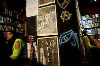 Open Mic Night, Black Rose Anarchist Library 18.06.13