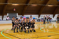 Dutchland Derby Rollers vs Black Rose Rotten Cherries 11-11-17