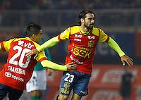 Apertura 2014 Audax vs Union Española
