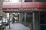 Ben Benson's Steakhouse, Restaurant, New York, New York
