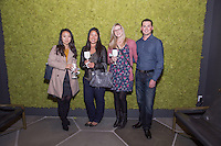 Victoria Kim, Andrea Chang, Kelly Leitereq and Neil Leitereg attend the VIP Preview of The Camden Lifestyle at Hollywood + Vine on April 26, 2016 (Photo by Inae Bloom/Guest of a Guest)