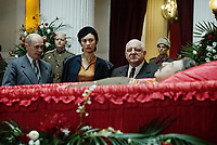 The Death of Stalin (2017)  <br /> Steve Buscemi, Olga Kurylenko, Simon Russell Beale<br /> *Filmstill - Editorial Use Only*<br /> CAP/KFS<br /> Image supplied by Capital Pictures