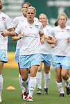 13 June 2009: Chicago's Lindsay Tarpley. The Washington Freedom and the Chicago Red Stars played to a 0-0 tie at the RFK Stadium in Washington, DC in a regular season Women's Professional Soccer game.