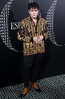 Spanish designer Palomo Spain attends a dinnerorganized by Vogue at Hotel Santo Mauro in Madrid, Spain. January 18, 2018. ALTERPHOTOS/Borja B.Hojas/Insidefoto