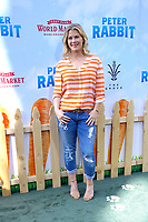 "LOS ANGELES - FEB 3:  Alison Sweeney at the ""Peter Rabbit"" Premiere at the Pacific Theaters at The Grove on February 3, 2018 in Los Angeles, CA"