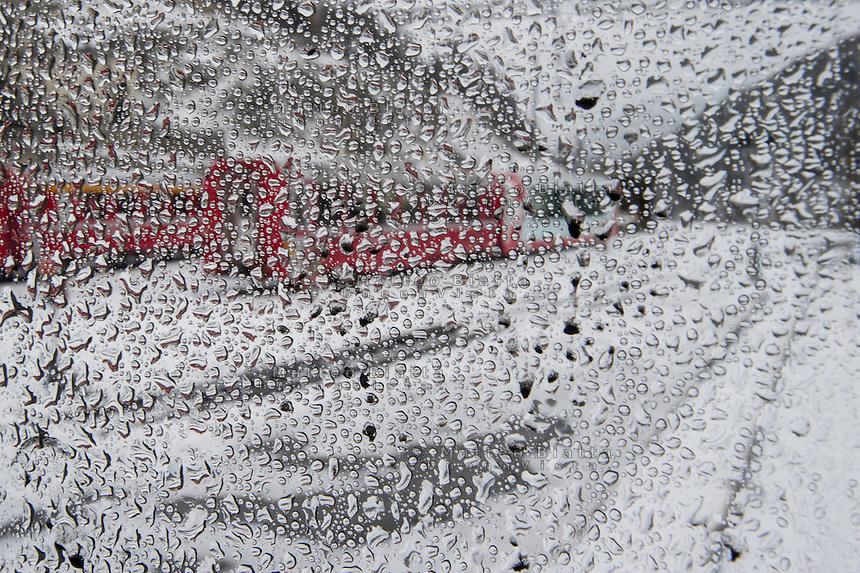 TRENO BERNINA EXPRESS NELLA FOTO IL TRENO FERMO NELLA STAZIONE DI SAINT MORITZ GEOGRAFICO SAINT MORITZ 23/11/2013 FOTO MATTEO BIATTA<br /> <br /> BERNINA EXPRESS TRAIN IN THE PICTURE THE TRAIN IS IN THE TRAIN STATION OF SAINT MORITZ GEOGRAPHIC SAIN MORITZ 23/11/2013 PHOTO BY MATTEO BIATTA