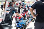 CEV Repsol en Motorland / Aragón <br /> a 08/06/2014 <br /> En la foto :<br /> moto3 races<br /> fabio quartararo<br />RM/PHOTOCALL3000