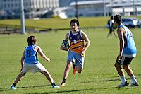 Touch Junior Hutt Valley Boys Division 1 Upper Hutt College 1 v Silverstream 1 6/11/2012<br /> Photos by Masanori Udagawa<br /> www.photowellington.photoshelter.com