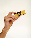 Plastic disposable camera