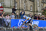 during the Men Elite Individual Time Trial of the UCI World Championships 2019 running 54km from Northallerton to Harrogate, England. 25th September 2019.<br /> Picture: Eoin Clarke | Cyclefile<br /> <br /> All photos usage must carry mandatory copyright credit (© Cyclefile | Eoin Clarke)